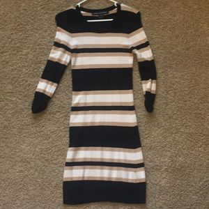 French connection size 4 midi dress